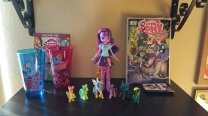 Pony Shelf