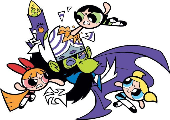 powerpuff girls vs mojo jojo